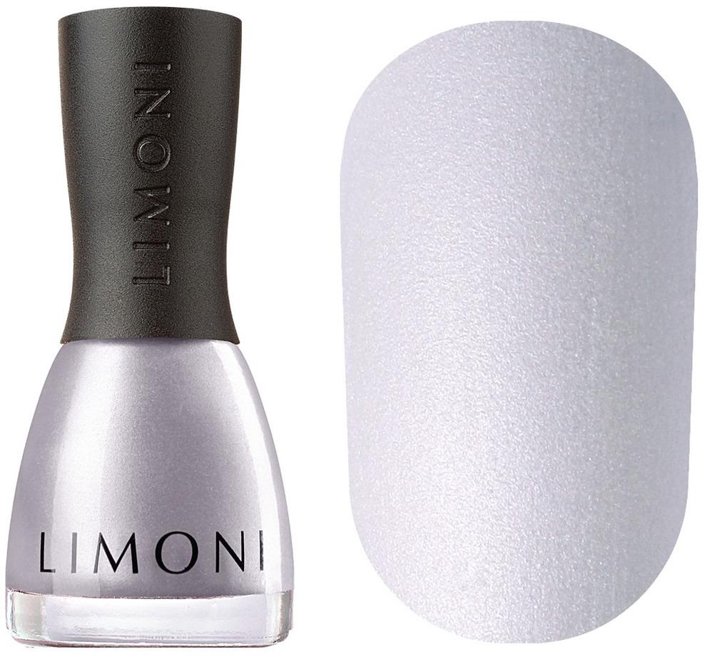Лак для ногтей Limoni Pearl Collection, тон 799, 7 мл97697Коллекция матовых жемчужных лаков для ногтей. Следуя последним модным тенденциям в маникюре, компания LIMONI представляет лаки с уникальной матовой текстурой. Теперь вы сможете создать актуальное матовое покрытие без использования матирующего топа! Лаки Pearl Collection обладают бархатистой текстурой и при нанесении на ногти создают идеально ровное матовое жемчужное покрытие, принципиально отличающееся от всех остальных лаков. Благодаря высокой концентрации пигментов лаки легко наносятся и быстро сохнут. Вы сможете получить плотное равномерное покрытие уже при нанесении первого слоя. Это позволит вам легко и быстро создать потрясающий элегантный маникюр. Уникальная коллекция лаков представлена благородными пастельными оттенками, напоминающими натуральные оттенки жемчуга. Попробуйте различные способы нанесения: 1. Покрыть матовым лаком Pearl Collection всю поверхность ногтя 2. Покрыть матовым лаком Pearl Collection всю поверхность ногтя, а на кончик нанести обычный лак 3. Покрыть обычным лаком всю поверхность ногтя, а на кончик нанести матовый лак Pearl Collection4. Произвольно сочетать обычные лаки и матовые лаки Pearl Collection.