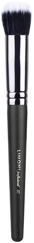 Кисть универсальная Limoni Professional, с двойным ворсом, №37 кисть для лица manly pro кисть круглая для растушевки сухих и кремовых текстур
