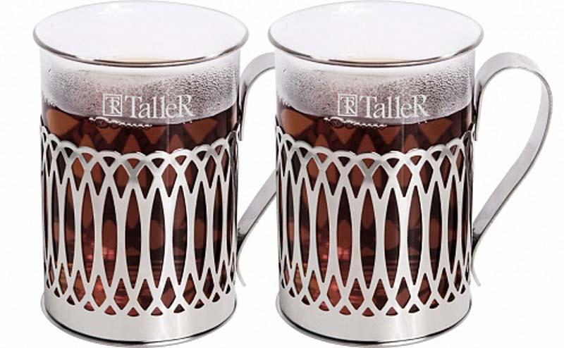 Чайная пара TalleR, 2 предмета. TR-2318 цена