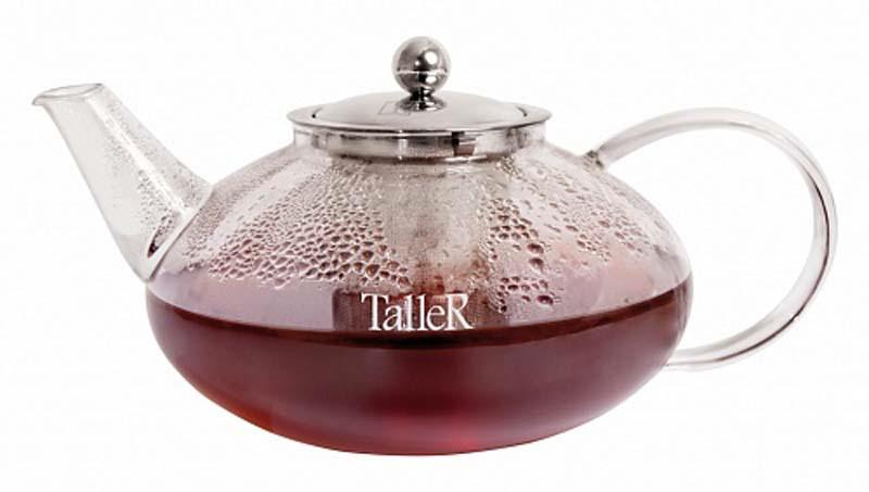 Чайник заварочный TalleR, 1,25 л. TR-1372 taller tr 1415