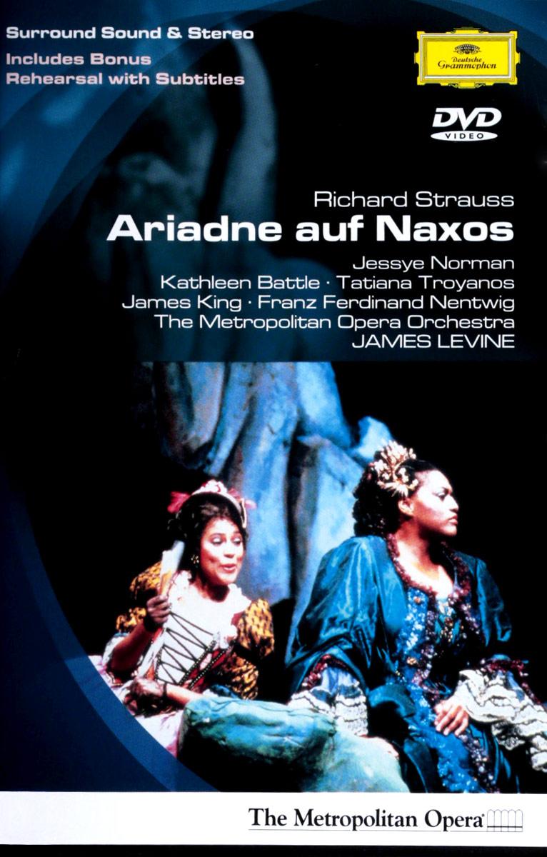 Metropolitan Opera Orchestra. Richard Strauss. Ariadne Auf Naxos naxos euphoria cenere 25x45