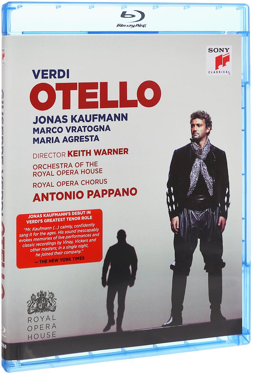 Jonas Kaufmann. Verdi. Otello (Blu-ray) verdi il trovatore blu ray