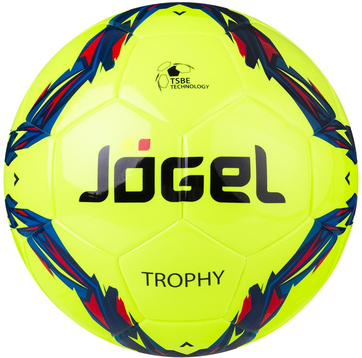 Мяч футбольный Jogel JS-950 Trophy. Размер №5