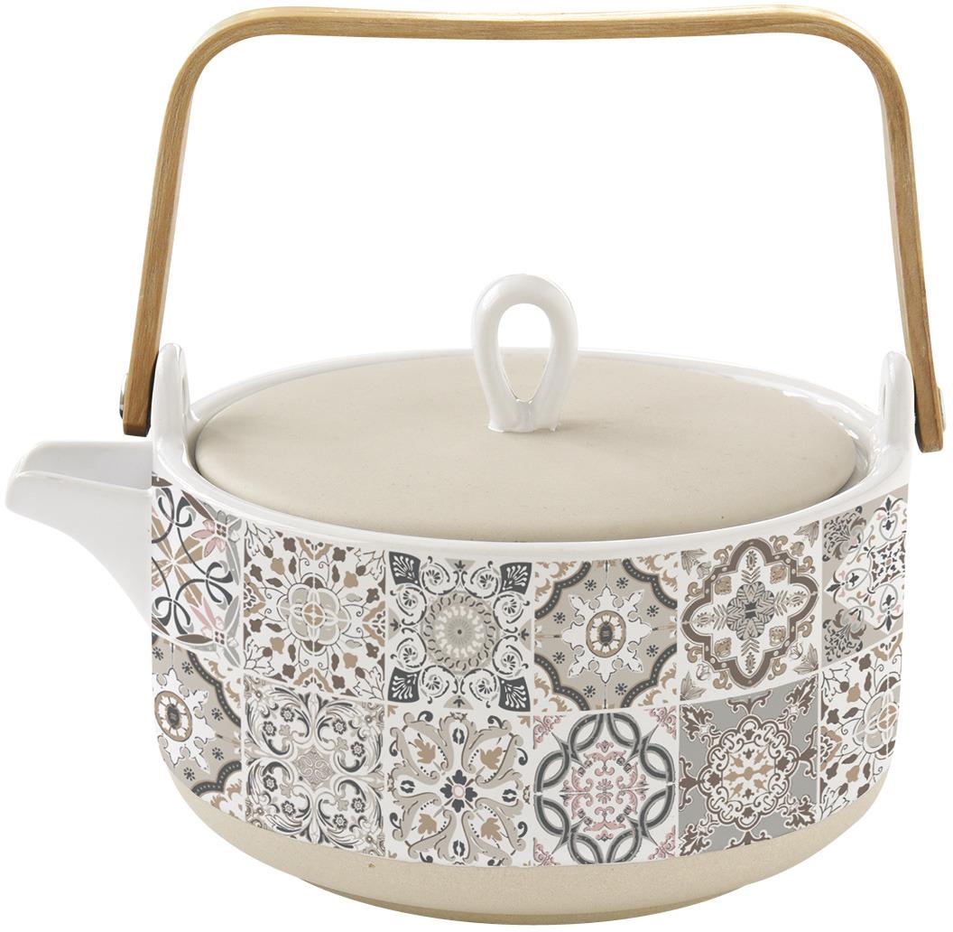 Чайник заварочный Easy Life Casadecor, цвет: серый, 850 мл. EL-R1658/CADG r2s