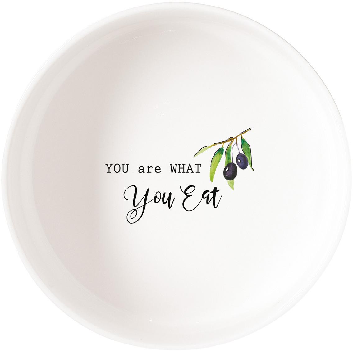 Салатник Easy Life Kitchen Elements, цвет: белый, 500 мл. EL-R1908/KITE