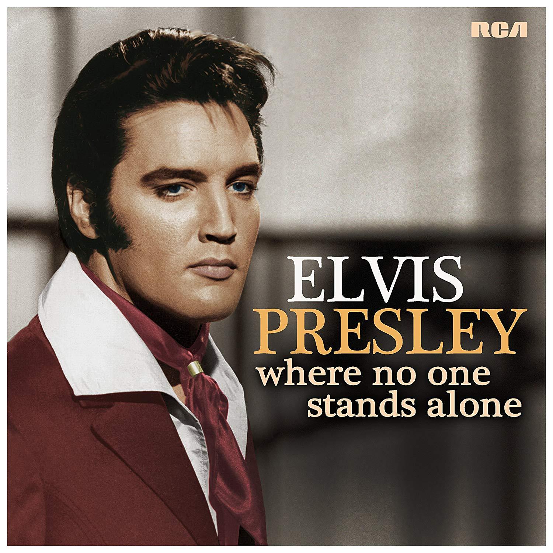 Элвис Пресли Elvis Presley. Where No One Stands Alone elvis presley elvis presley where no one stands alone