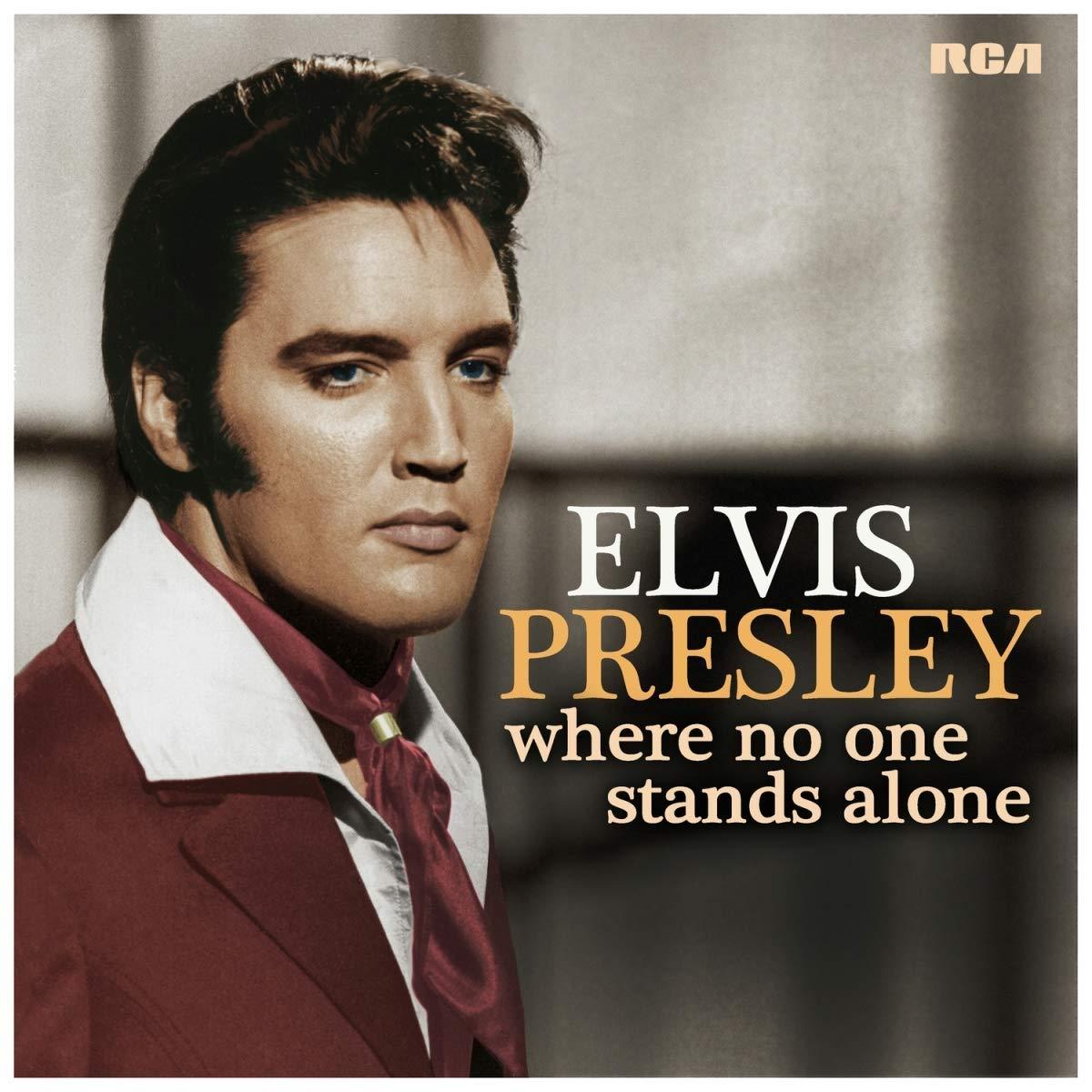 Элвис Пресли Elvis Presley. Where No One Stands Alone (LP) elvis presley elvis presley where no one stands alone