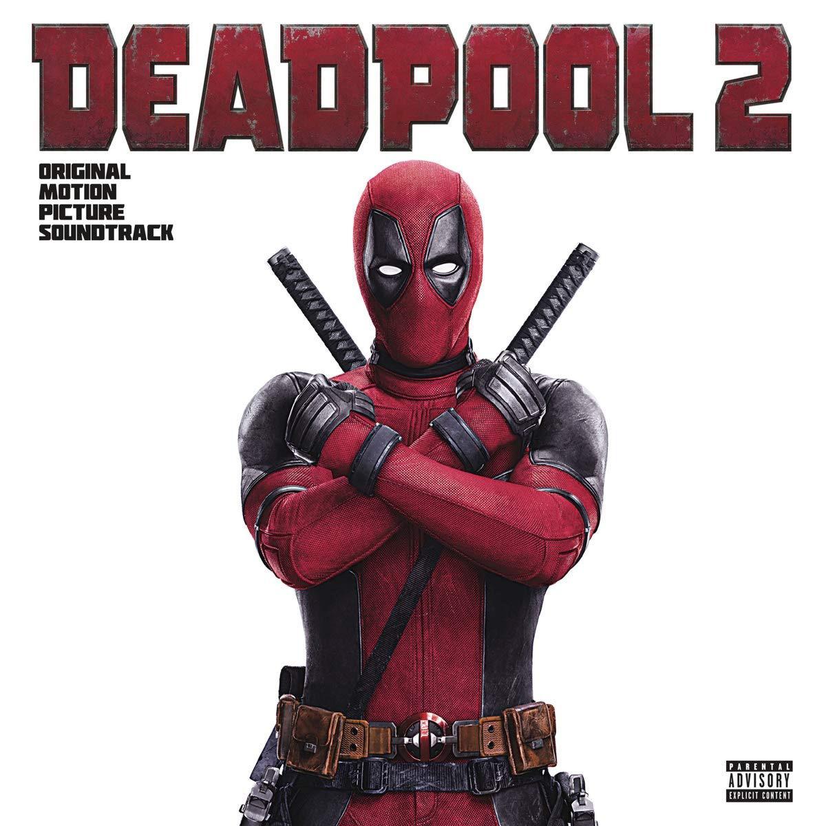 Tyler Bates. Deadpool 2. Original Motion Picture Soundtrack (LP)