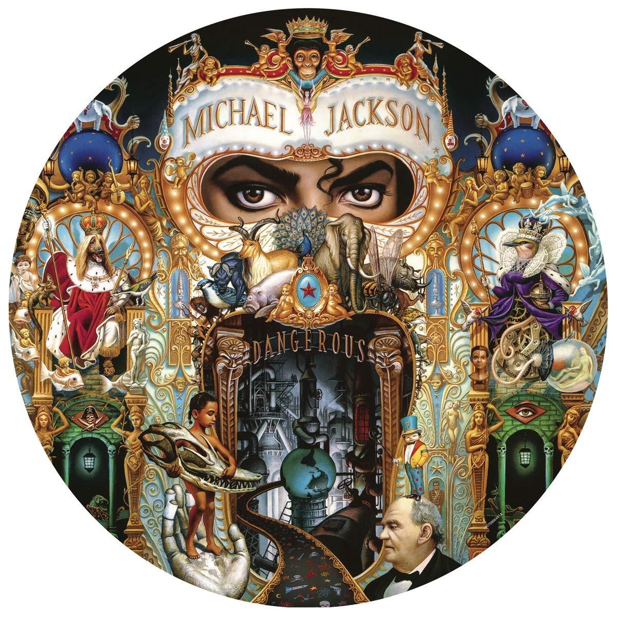 Майкл Джексон Michael Jackson. Dangerous (2 LP) michael jackson michael jackson dangerous 2 lp picture