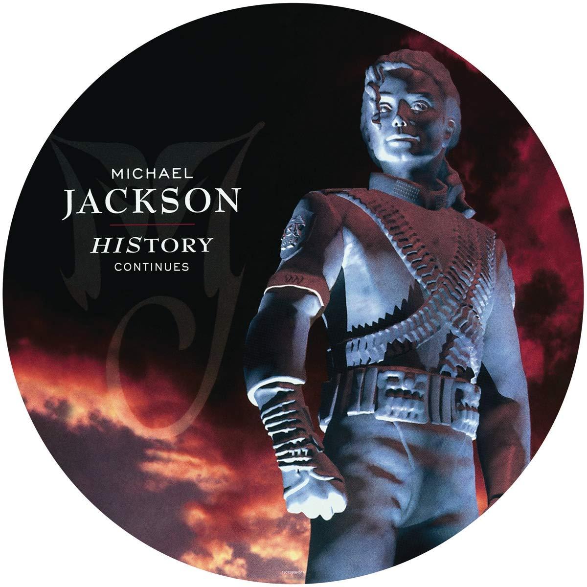 Майкл Джексон Michael Jackson. History Continues (2 LP) michael jackson michael jackson dangerous 2 lp picture