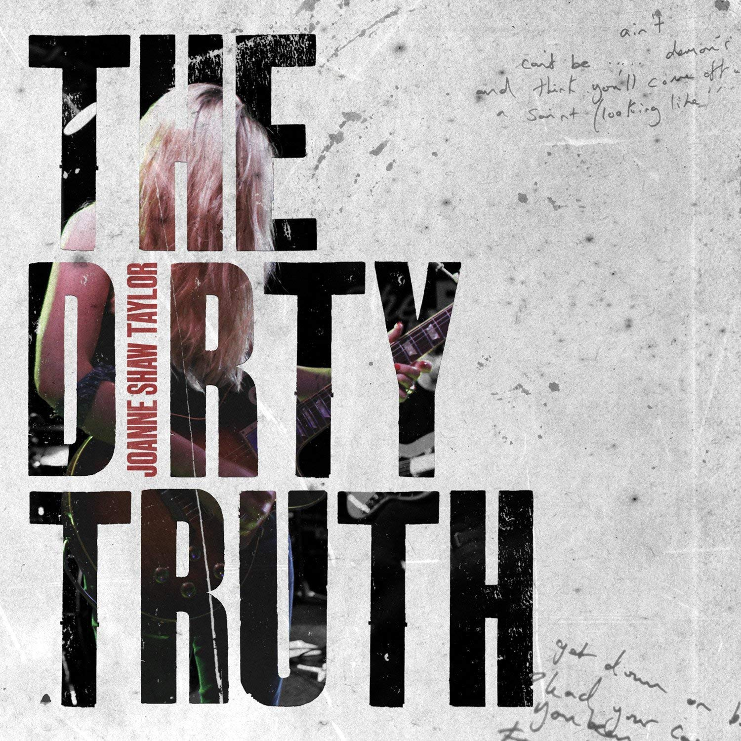 Joanne Shaw Taylor Joanne Shaw Taylor. The Dirty Truth (LP) цена 2017