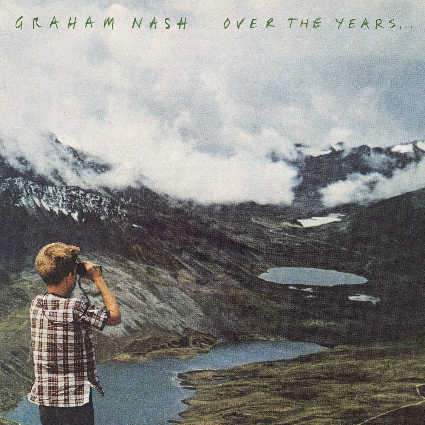 лучшая цена Грэм Нэш Graham Nash. Over The Years... (2 LP)