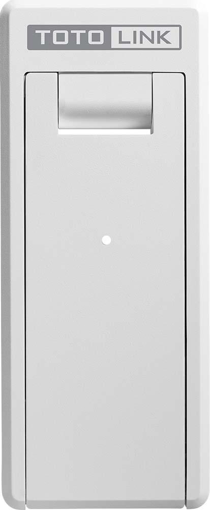 Усилитель беспроводного сигнала Totolink EX200U, цвет: белый повторитель беспроводного сигнала мост asus rp n12 белый