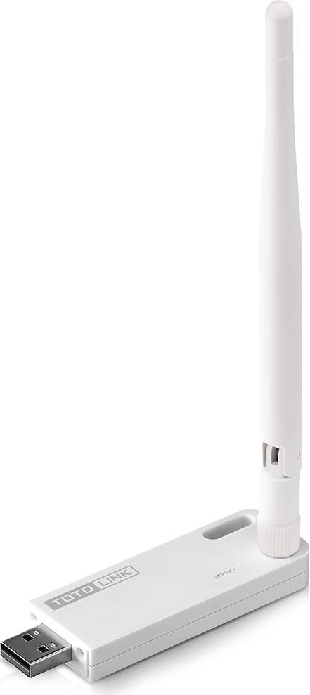 Усилитель беспроводного сигнала Totolink EX100, цвет: белый