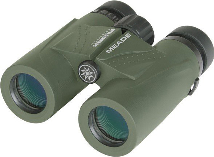 Бинокль Meade Wilderness 8x32, Green цены