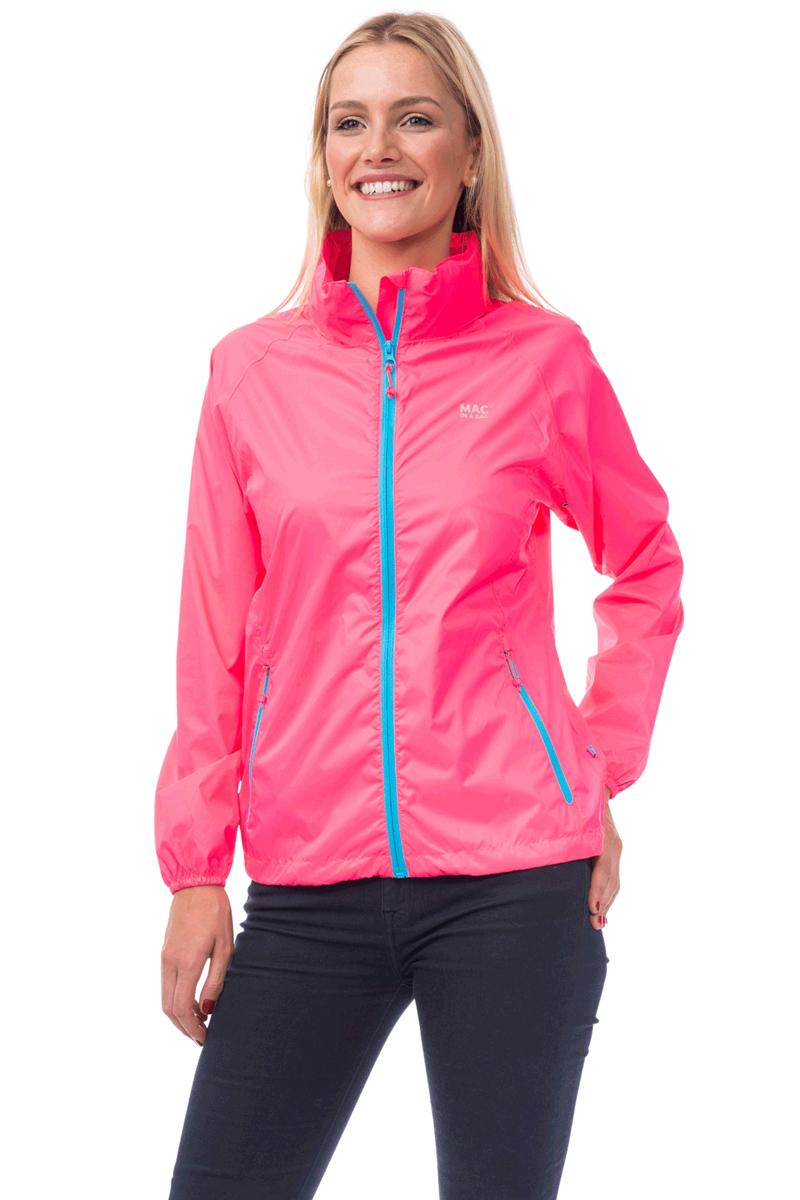 Куртка Mac in a Sac куртка mac in a sac цвет голубой neon jacket neon blue размер m 44 46