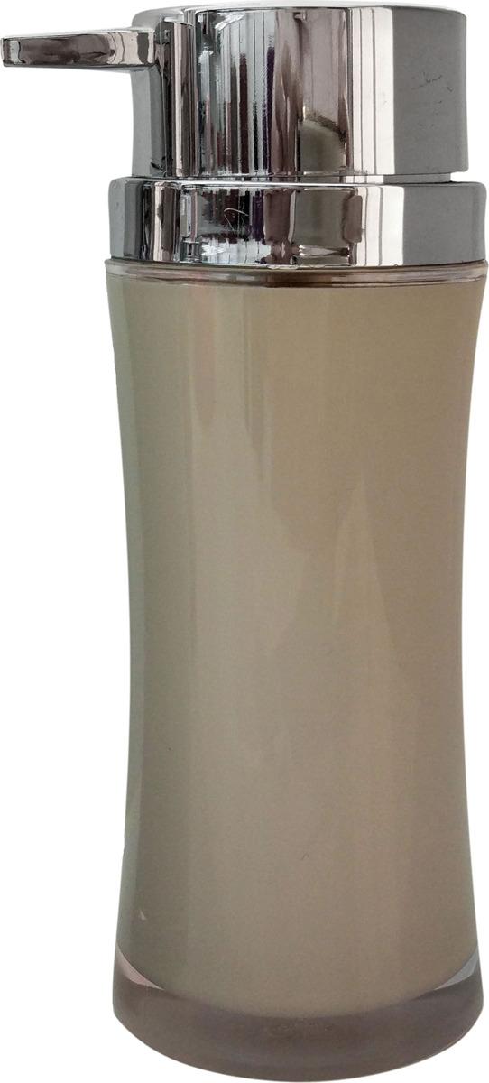 Диспенсер для мыла Vanstore Acrilica, цвет: бежевый