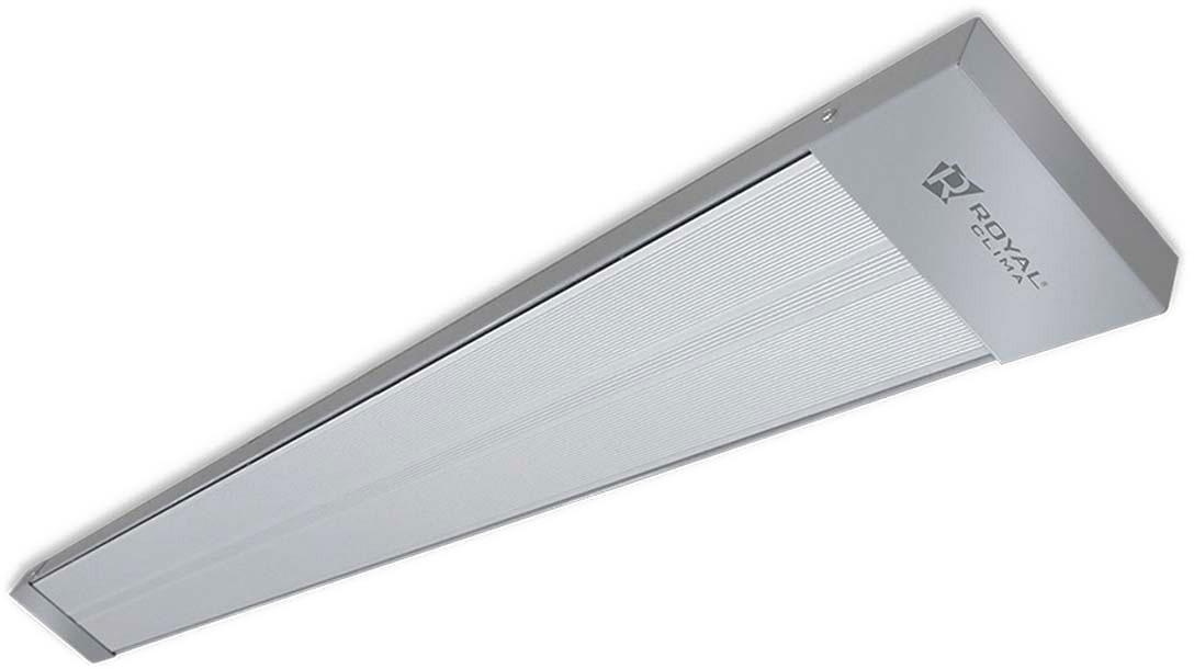 Инфракрасный обогреватель Royal Clima Raggio 2.0 RIH-R800S, Silver
