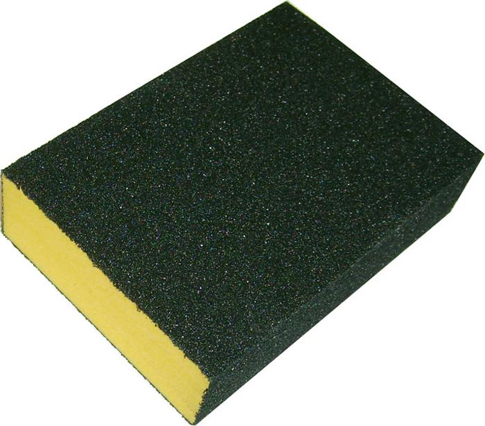 Губка шлифовальная Skrab, Р60, 100 х 70 х 25 мм, 10 шт чистюля 10 maxi губка поролоновая с чистящим амбразивным слоем 10шт