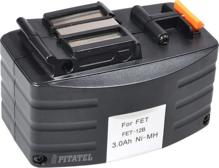 Фото - Аккумулятор для инструмента Pitatel для FESTOOL. TSB-003-FES12B-30M аккумулятор для телефона pitatel seb tp100