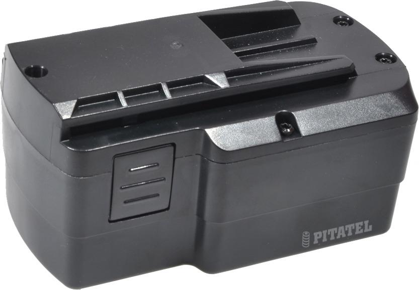 Аккумулятор для инструмента FESTOOL Pitatel TSB-006-FES15.6-30M, черный аккумулятор для инструмента dewalt pitatel tsb 021 de24 30m черный