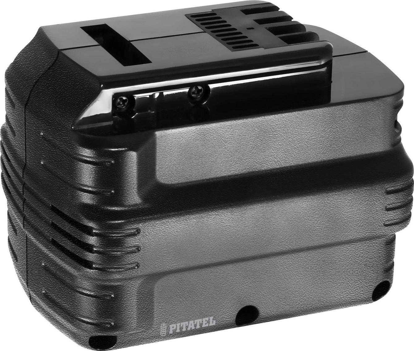 Аккумулятор для инструмента DEWALT Pitatel TSB-021-DE24-30M, черный аккумулятор для инструмента pitatel для panasonic tsb 182 pan24 30m