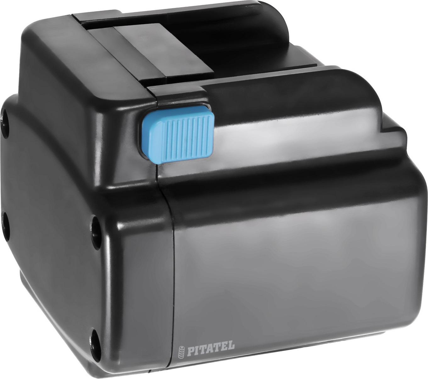 Аккумулятор для инструмента HITACHI Pitatel TSB-029-HIT24-20C, черный projector lamp for hitachi cp wx410 bulb p n dt00911 78 6969 9947 9 220w uhb id lmp1283