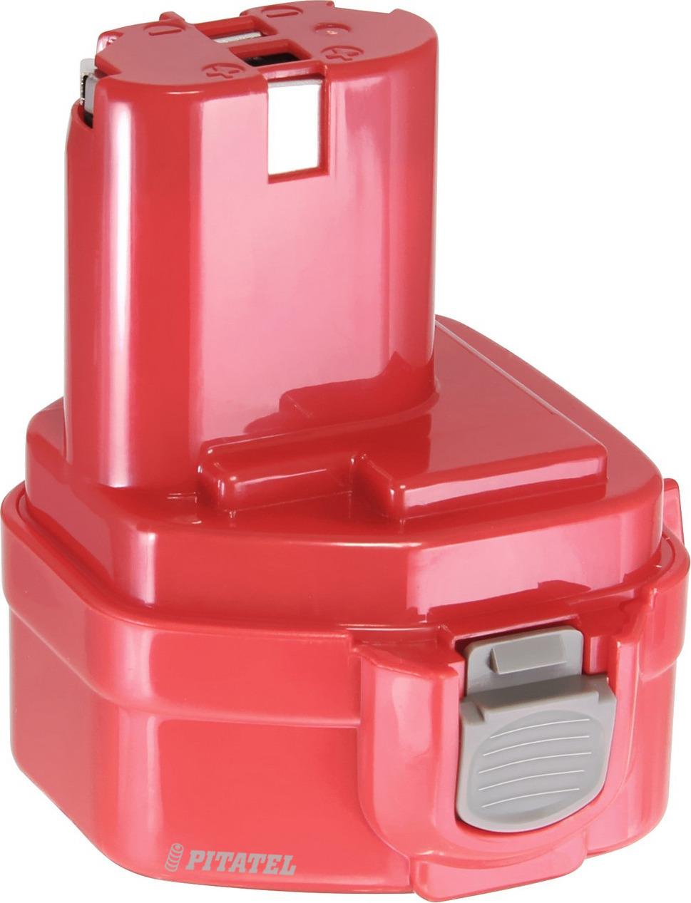цена на Аккумулятор для инструмента MAKITA Pitatel TSB-039-MAK12-20C, вишневый-красный