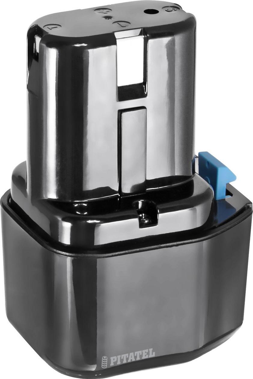 Аккумулятор для инструмента HITACHI Pitatel TSB-062-HIT72-21M, черный аккумулятор для инструмента pitatel для hitachi tsb 062 hit72 30m