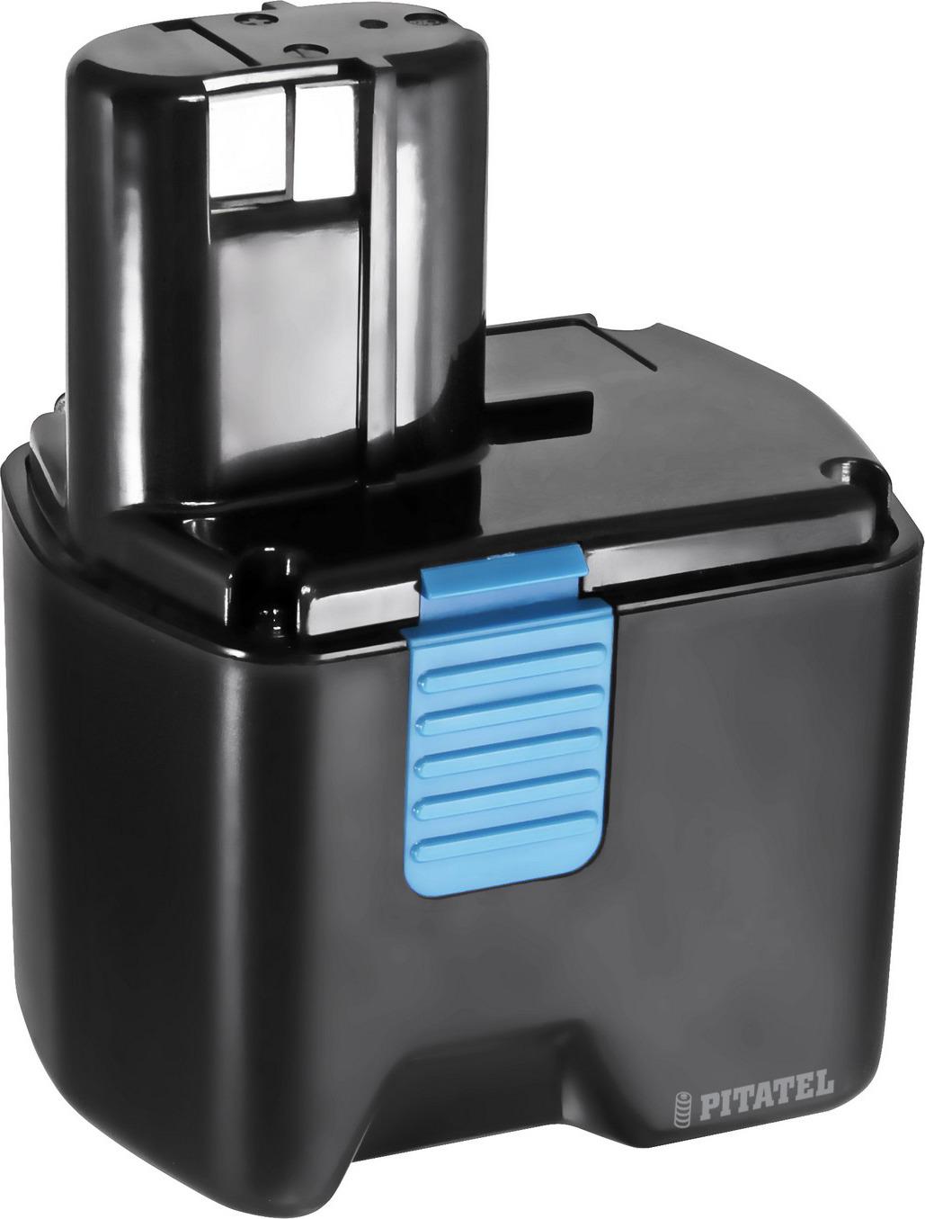 Аккумулятор для инструмента Pitatel для HITACHI. TSB-101-HIT18A-21M аккумулятор для инструмента makita pitatel tsb 038 mak96stick 21m черный