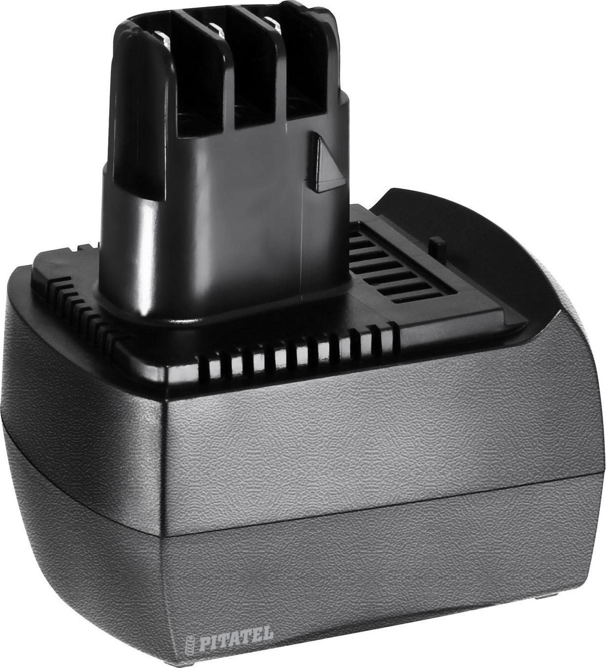 Фото - Аккумулятор для инструмента Pitatel TSB-103-MET12A-20C для METABO, черный аккумулятор