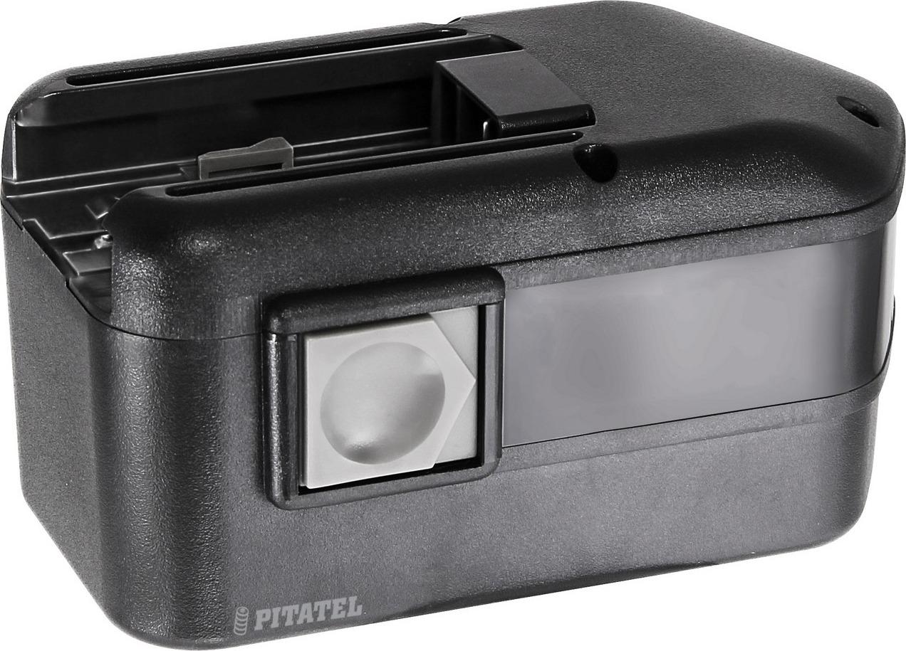 Аккумулятор для инструмента AEG/MILWAUKEE Pitatel TSB-106-AE(G)18-13C, черный аккумулятор aeg l1260 4932459181
