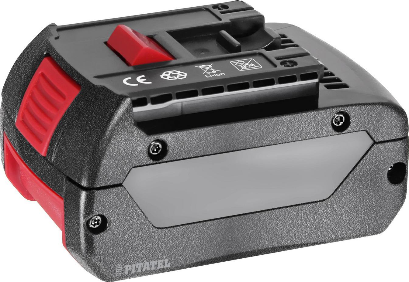 Аккумулятор для инструмента Pitatel для BOSCH. TSB-144-BOS18B-30L набор bosch гайковерт gdr 18 v li 0 601 9a1 30l ящик l boxx mini 1 600 a00 7sf