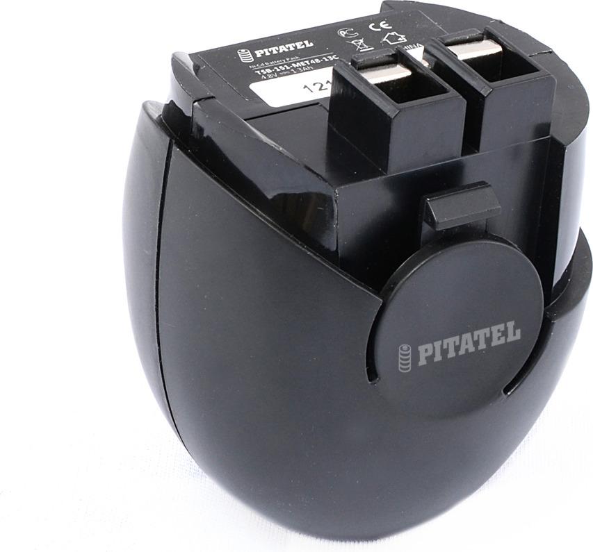 Аккумулятор для инструмента Pitatel для METABO. TSB-160-MET48-13C аккумулятор для инструмента pitatel для dewalt tsb 056 de12 bd12a 13c