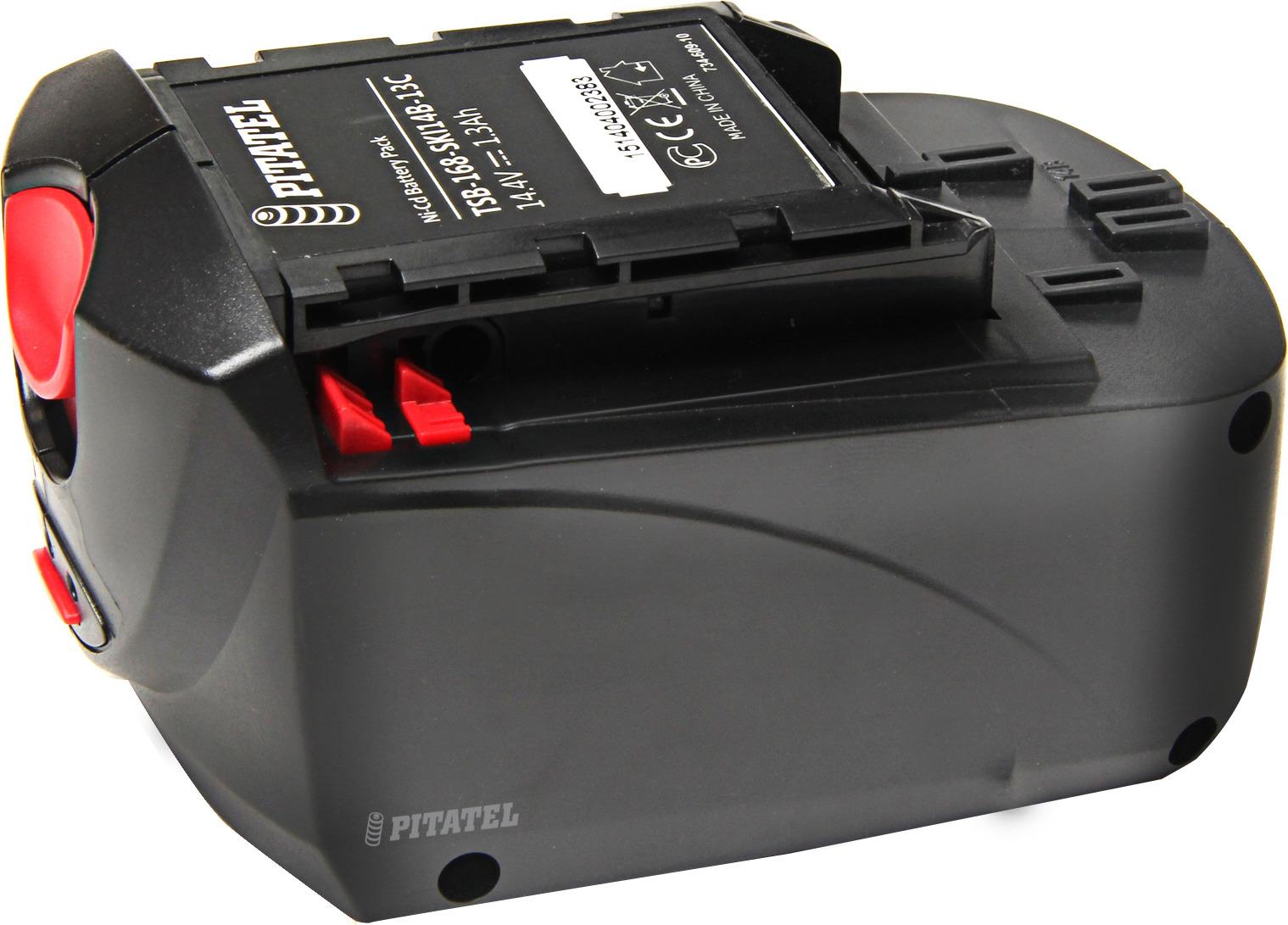 Аккумулятор для инструмента Pitatel TSB-168-SKI14B-13C для SKIL, черный