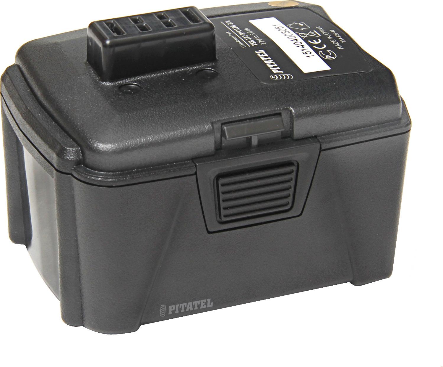 Аккумулятор для инструмента Pitatel TSB-172-RYO12B-30L для RYOBI, черный цена