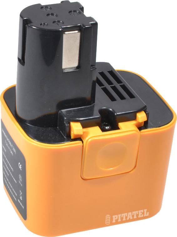 Аккумулятор для инструмента Pitatel для PANASONIC. TSB-180-PAN72-20C аккумулятор для инструмента pitatel для panasonic tsb 180 pan72 20c