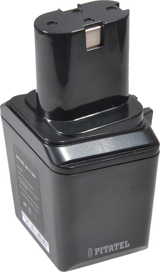 Аккумулятор для инструмента Pitatel TSB-188-SKI12B-15C для SKIL, черный батарея аккумуляторная pitatel tsb 033 mak18a 15c