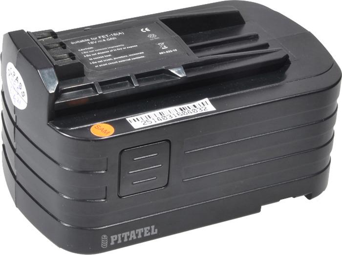 Фото - Аккумулятор для инструмента Pitatel для FESTOOL. TSB-198-FES18-40L аккумулятор для телефона pitatel seb tp100