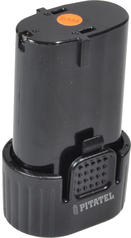 Аккумулятор для инструмента Pitatel TSB-203-MAK72B-20L для MAKITA, черный аккумулятор для инструмента pitatel для makita tsb 038 mak96stick 30m