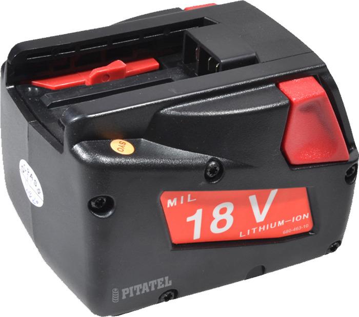 Аккумулятор для инструмента Pitatel для MILWAUKEE. TSB-211-MIL18C-20L батарея аккумуляторная pitatel tsb 207 met36 20l