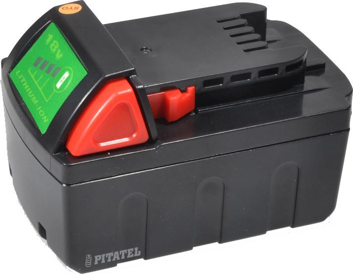 Аккумулятор для инструмента Pitatel для MILWAUKEE. TSB-212-MIl18D-40L аккумулятор для телефона pitatel seb tp214