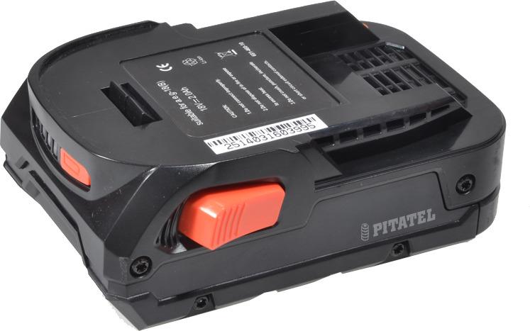 Аккумулятор для инструмента AEG Pitatel TSB-218-AE(G)18B-20L, черный аккумулятор для инструмента pitatel для aeg tsb 228 ae g 18 15l