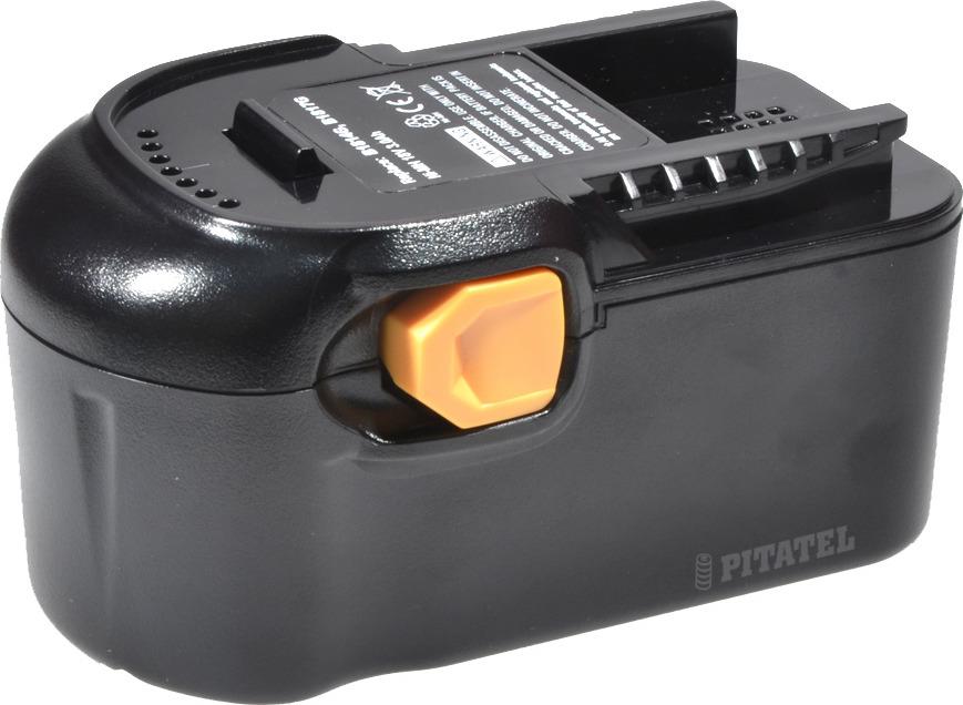 Аккумулятор для инструмента Pitatel для AEG. TSB-229-AE(G)18-30M, черный аккумулятор для инструмента pitatel для makita tsb 034 mak14a 33m