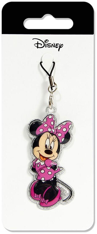 Брелок-игрушка Disney Лукас. Минни  бампер силиконовый iq format дисней лукас минни 2