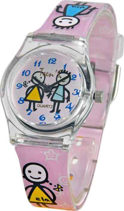 Наручные часы Тик-Так детские Мальчик и девочка тик так н463 серые