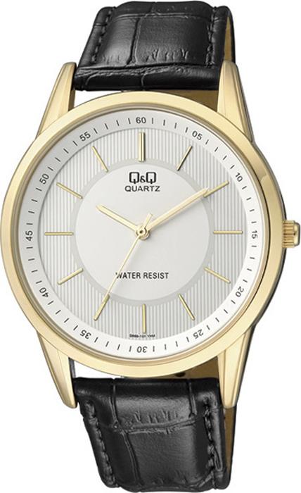 Часы наручные мужские Q & Q, цвет: черный. Q886-101 q