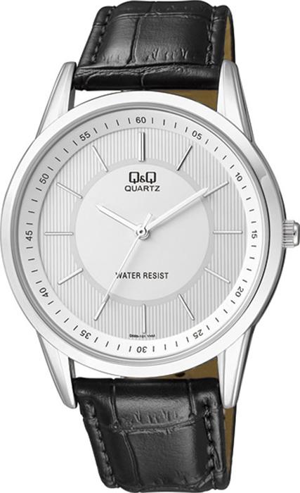 Часы наручные мужские Q & Q, цвет: черный. Q886-301 q