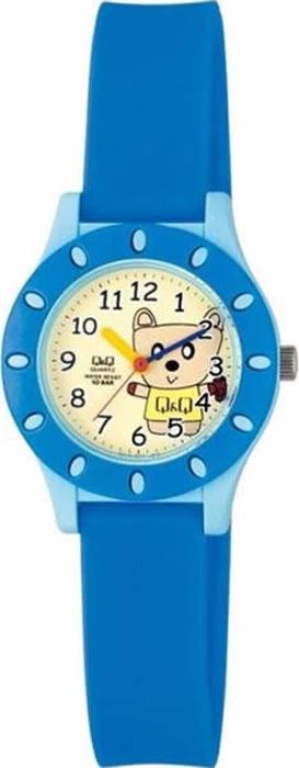 Часы наручные детские Q & Q, цвет: синий. VQ13-003 q