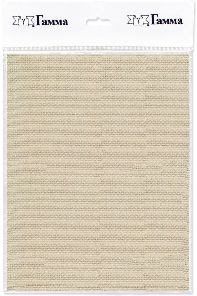 Канва для вышивки Gamma Aida №14, цвет: серо-бежевый, 30 х 40 см. K04K04Канва К04 Гамма-ткань для вышивания. Состав: 100%хлопок Кол-во клеток: в 10см-55, в 1дюйме-14. Размер: 30х40 см (Плотность: 220г/кв.м) Канва используется в качестве основы для вышивания крестом, полукрестом. Канва достаточно жесткая, плотная и позволяет вышивать без использования пялец.